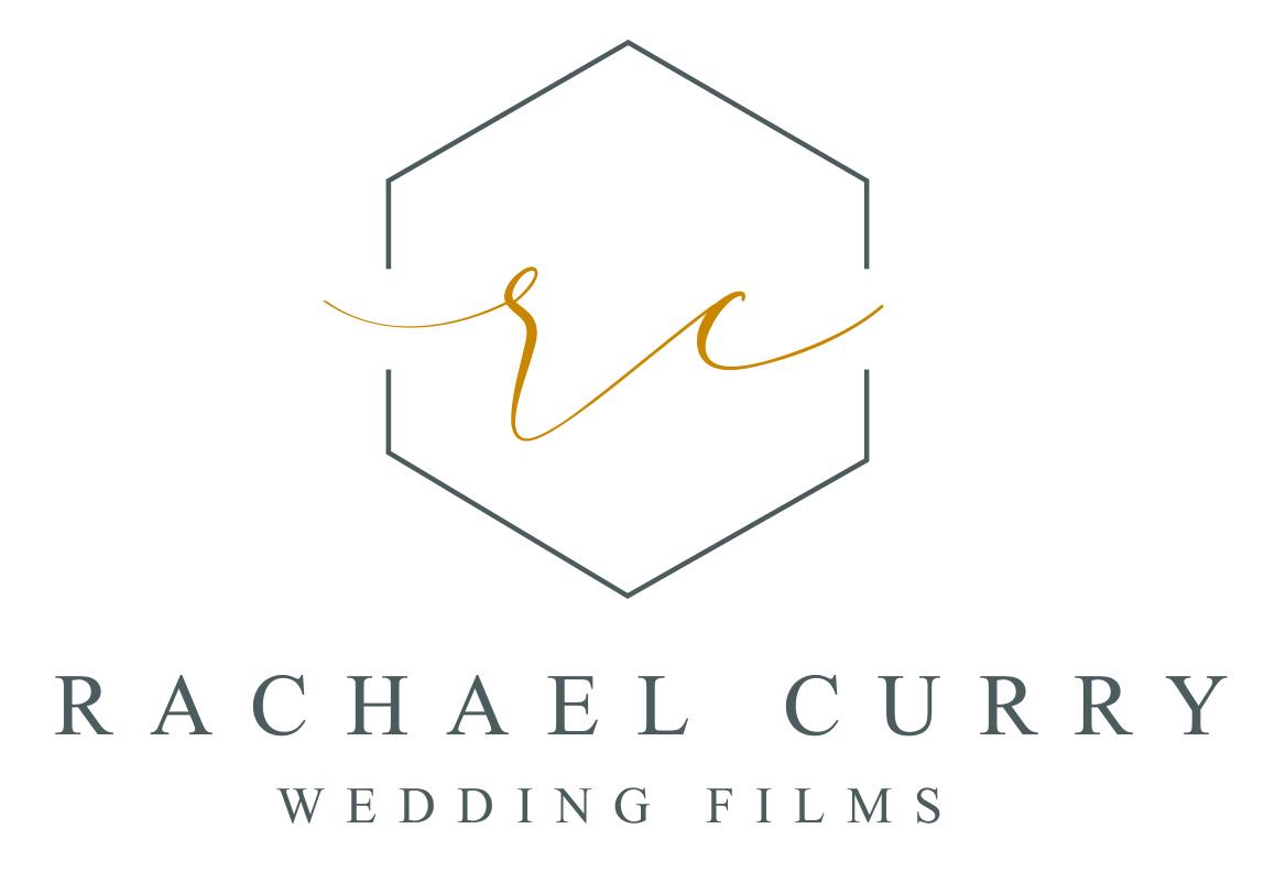 Logo Version 2 Rachael Curry Films Virginia Wedding Videography